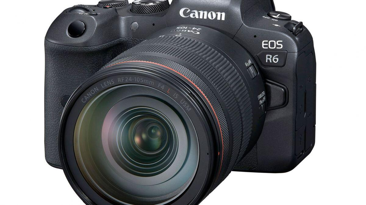 New Firmware Update V.1.3.1 for Canon EOS R6