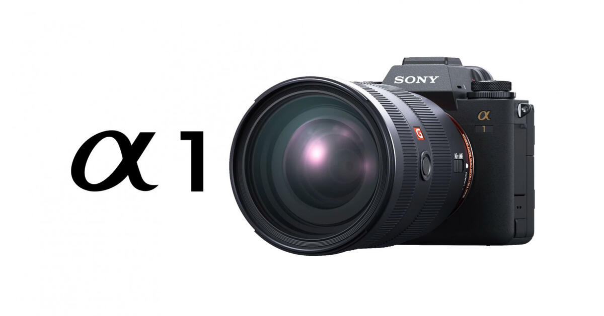 Sony A1 Availability and Stock Update