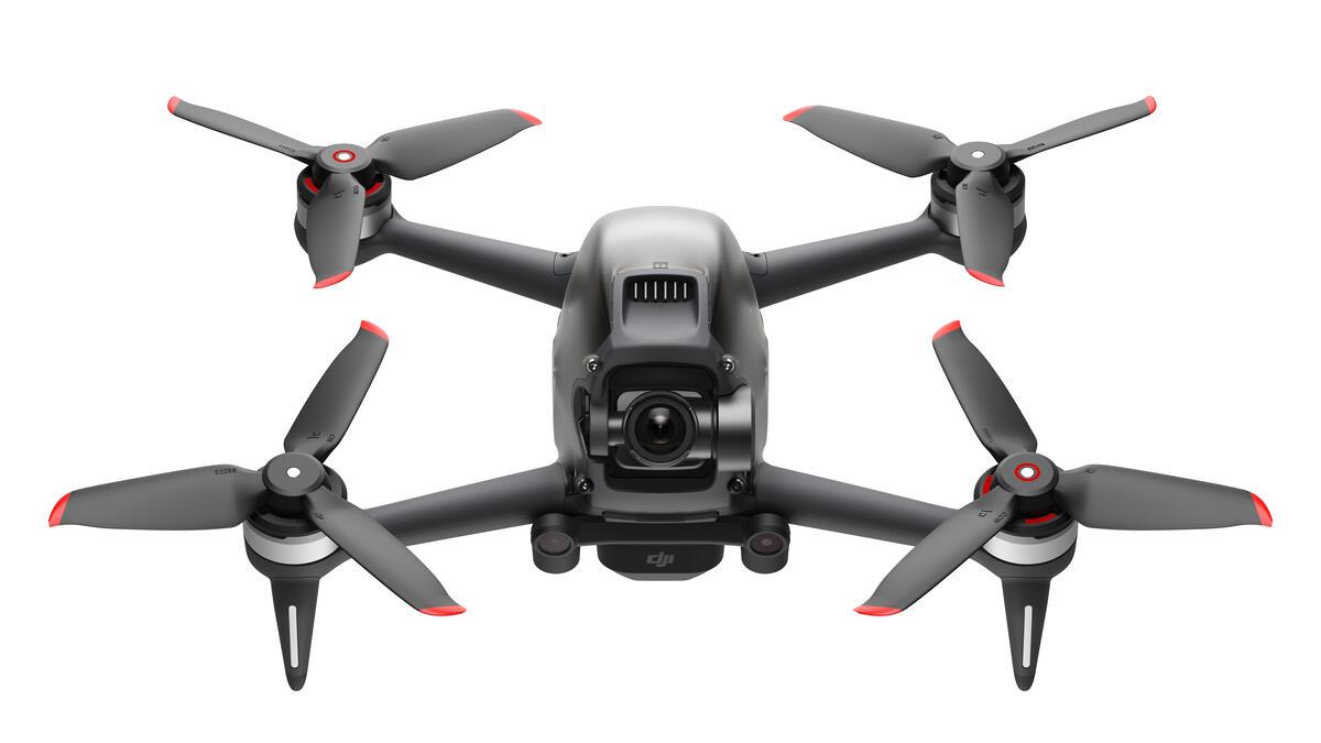DJI FPV combo drone Announced, Price : $1,299