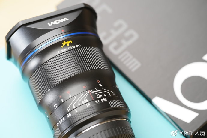 Laowa Argus CF 33mm f/0.95 Unboxing and Sample Photos