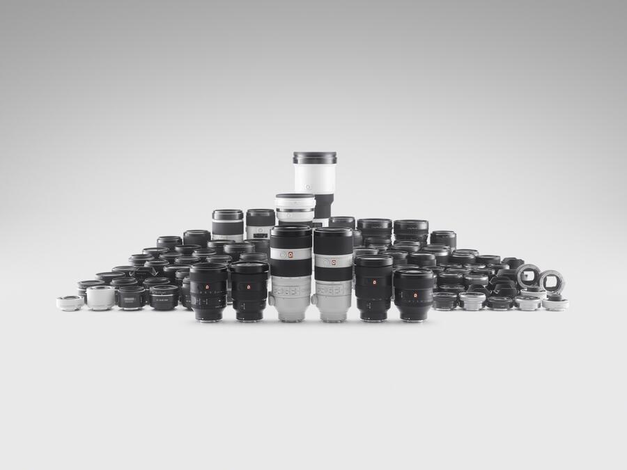 Sony Rumors : FE 24mm, 40mm, 50mm G E-mount Lenses Coming Next