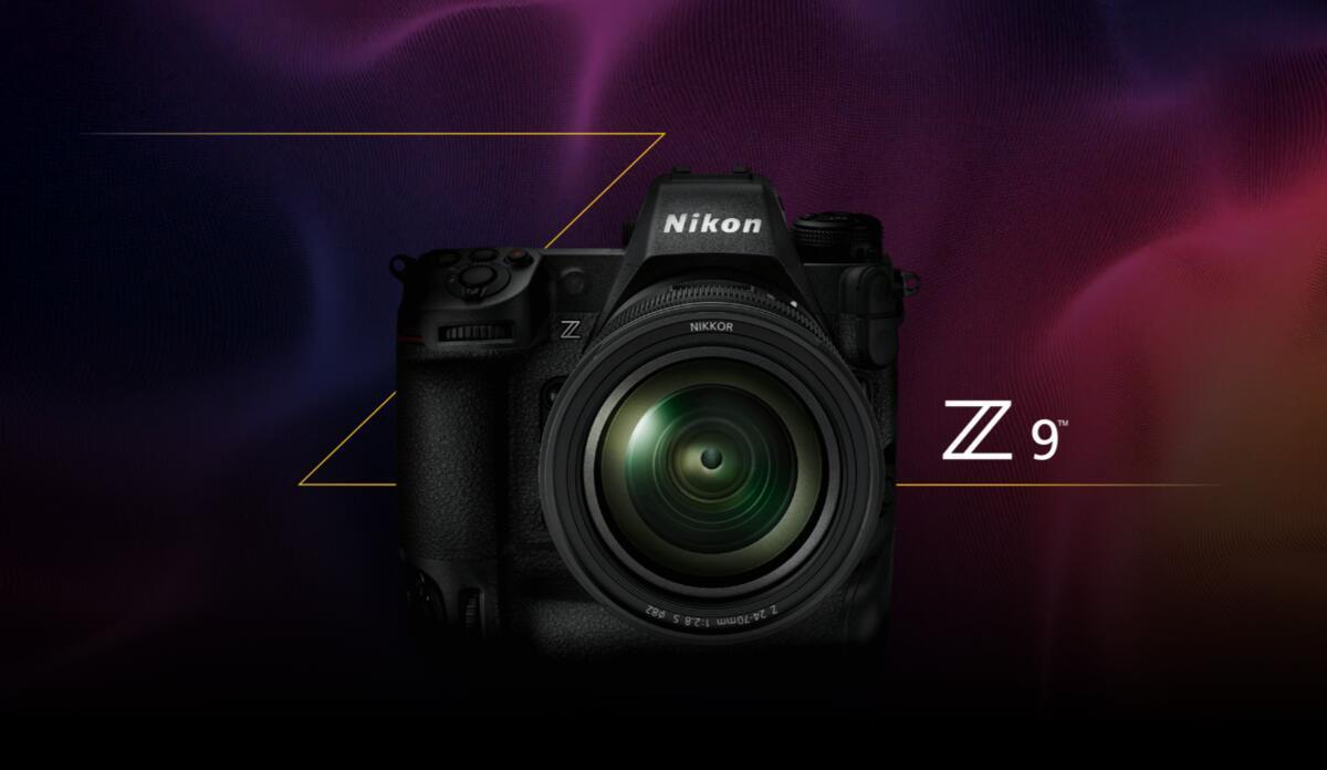 Official : Nikon Z9 Pro Mirrorless Camera Development Announced