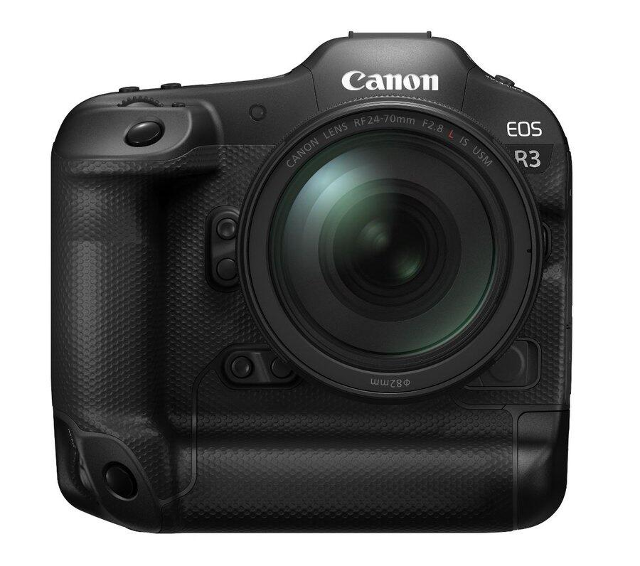 Breaking: Canon EOS R3 Camera To Be Announced Soon