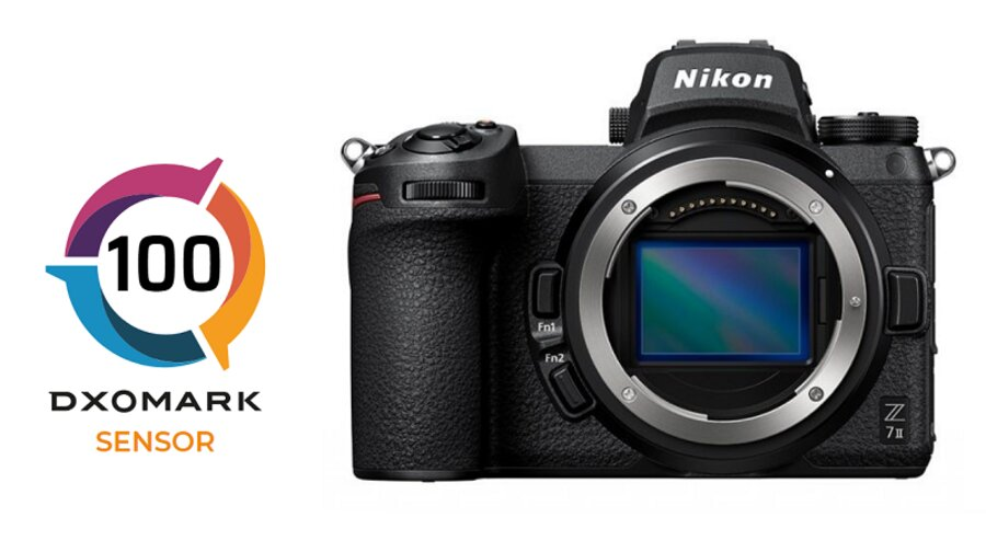 Nikon Z7 II Scored 100 Points : Nikon's Best Mirrorless at DxOMark
