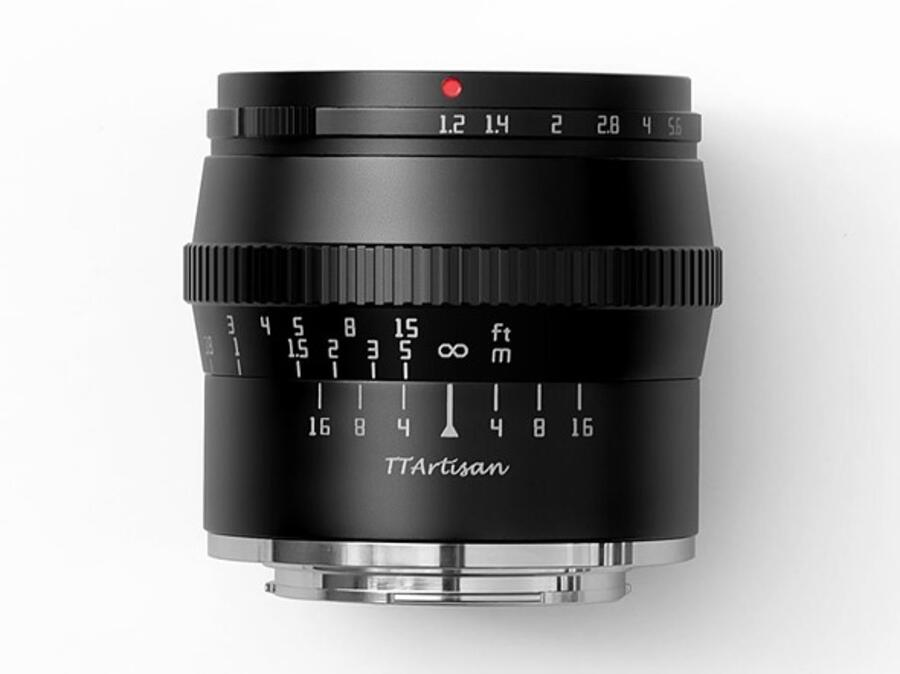 TTArtisan 50mm f/1.2 Lens Now Available for Leica L and Nikon Z Mounts