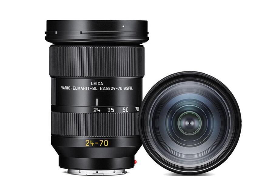 Leica Vario-Elmarit-SL 24-70mm f/2.8 ASPH Lens Announced