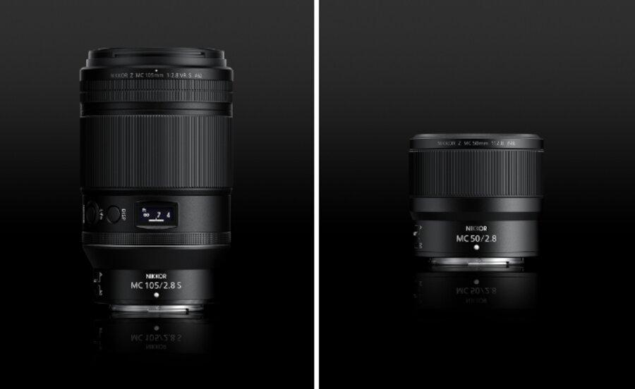 Nikon Announces Nikkor Z MC 105mm f/2.8 VR S and the Nikkor Z MC 50mm f/2.8 Lenses